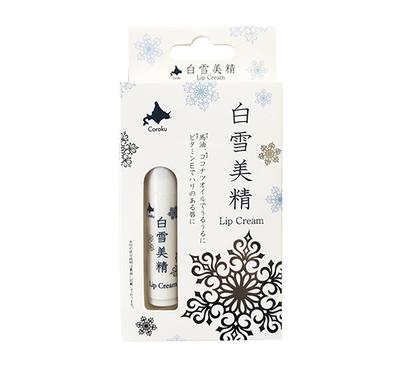 【小六】白雪美精 リップクリーム