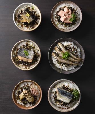 北海道 海鮮だし茶漬けギフト【送料込】