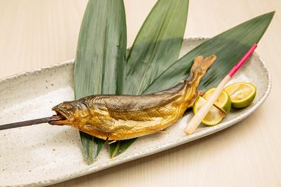 鮎うまみ焼き ほねうま(7尾入)
