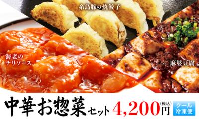 中華お惣菜セット
