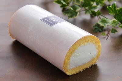 北海道産生クリームのロールケーキ