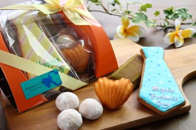 【父の日限定】焼き菓子セット(4種)