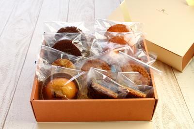 かわさき産はちみつの焼き菓子セット