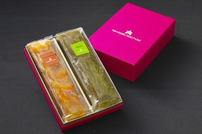 かわさき名産品認定「パウンドケーキ」(2本入り)