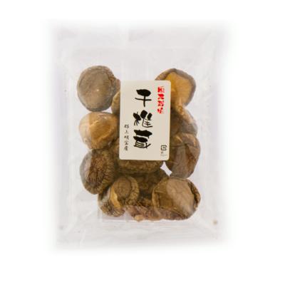 明宝産原木干椎茸 中葉