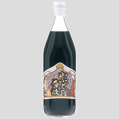 月山ワイン 山ぶどう原液 1000ml(カートン入り)