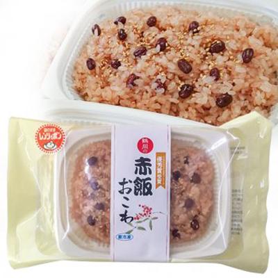 佐徳 赤飯おこわレンジパック 180g【冷凍便】