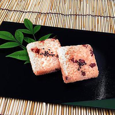 佐徳 鶴岡の赤飯おこわ 70g×6個【冷凍便】