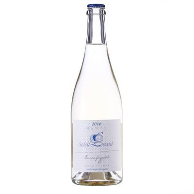 月山ワイン ソレイユ・ルバン ビアンコフリッザンテ 750ml 微発泡