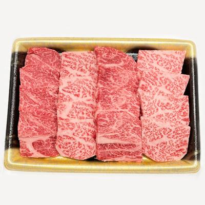 森畜産 山形牛上カルビ 400g 【冷凍便】