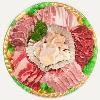 佐藤畜産 オリジナル焼肉セット 約4~5人前