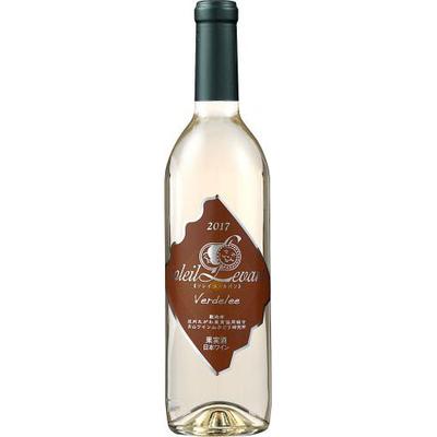 月山ワイン ソレイユ・ルバン ヴェルデレー 720ml(辛口)