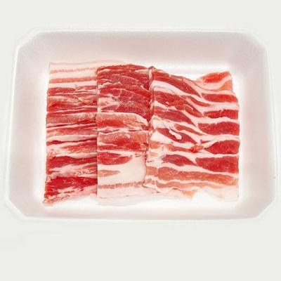 佐藤畜産 庄内三味豚 豚バラ焼肉用 200g