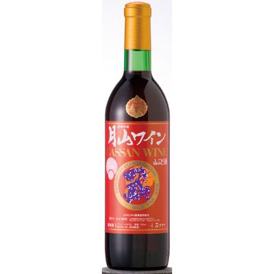 月山ワイン・山ぶどう酒(甘口) 720ml
