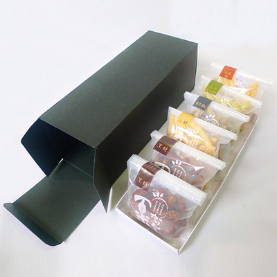 庄内米粉花林糖 かりんと百米(ひゃくべい)ギフト箱[60g×6袋]