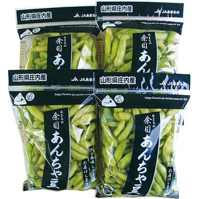 あんちゃ豆(茶豆)250g×6袋