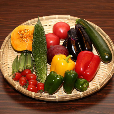 夏野菜セット(夏野菜4~8種類詰合せて発送します※お野菜の指定はできません)