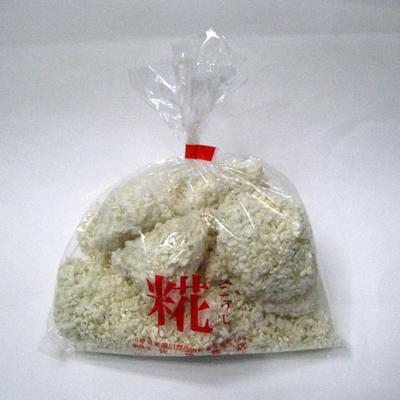 「塩麹・甘酒を作ろう!」 佐藤糀店 糀 1袋(400g)(冷蔵商品につきクール料金別途210円加算されます)
