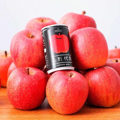 山形代表 りんごジュース 160g×20缶