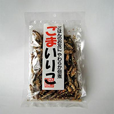 山形県産食品 ごまいりこ佃煮100g