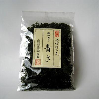 山形県産食品謹製 磯の香り 青さ 13g
