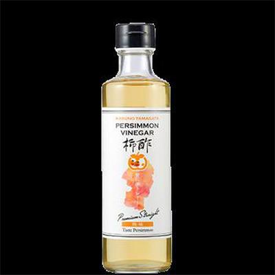飲む柿酢ストレートタイプ 柿味 270ml