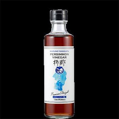 飲む柿酢ストレートタイプ ブルーベリー味 270ml