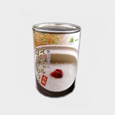 「無添加食品」庄内町産スペシャルコシヒカリのお粥 295g
