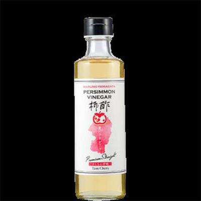 飲む柿酢ストレートタイプ さくらんぼ味 270ml
