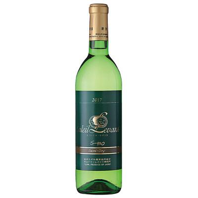 月山ワイン ソレイユ・ルバン セミドライ 720ml