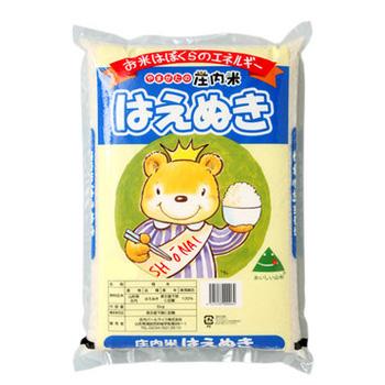 令和2年産 はえぬき10kg 山形の庄内米 お米はぼくらのエネルギー