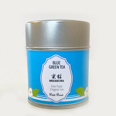 青い緑茶 実桜 3g×5