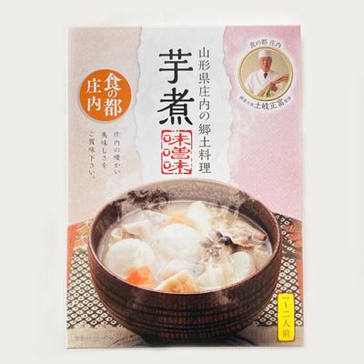 食の都庄内 芋煮味噌味 320g