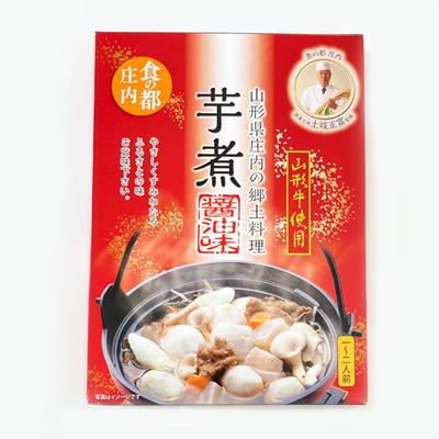 食の都庄内 芋煮醤油味 320g