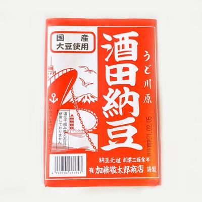加藤敬太郎商店 酒田納豆