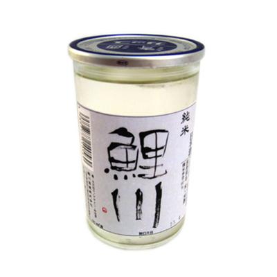 鯉川 山形県庄内地方産米100%使用 純米鯉川 180ml