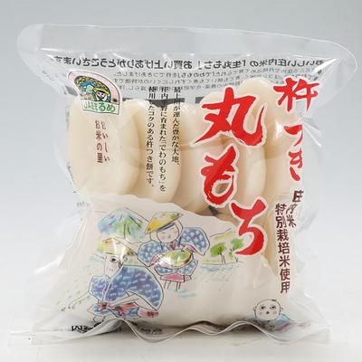 JAあまるめ 杵つき丸もち 500g 特別栽培米使用