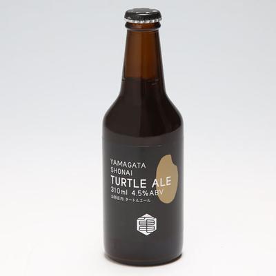 『亀の尾』使用黒ビール タートルエール