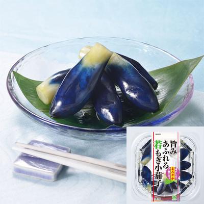 マルハチ 若もぎ小茄子カップ 110g