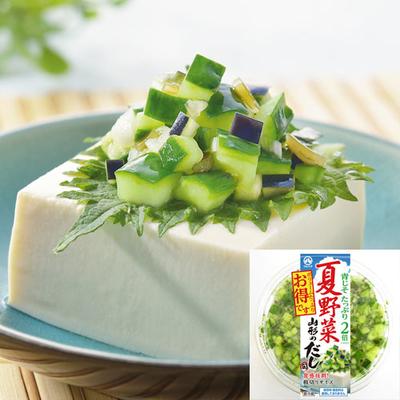 マルハチ 山形のだし旬 夏野菜 210g
