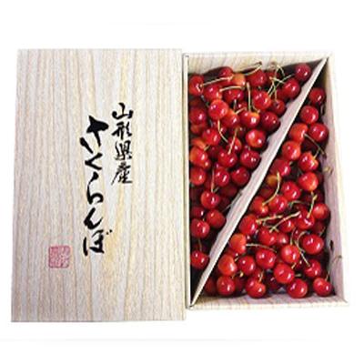 【期間限定・日付指定不可】庄内産さくらんぼ 紅秀峰 2Lサイズ 1kg バラ詰め ギフト用