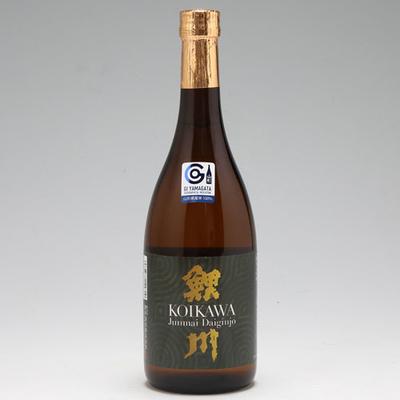 鯉川酒造 純米大吟醸 鯉川 亀の尾 720ml