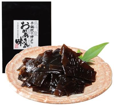 神戸のおかあさんの味 手鍋炊き 鳴門茎わかめ煮 〔詰合せ可〕