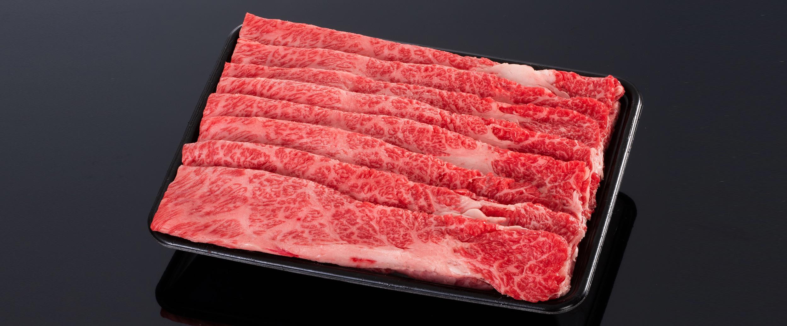 【濃厚な味わい】松阪牛・肩ロースしゃぶしゃぶ用の松阪肉【500g】