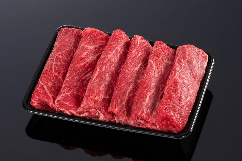 松阪牛 カタ すき焼き用