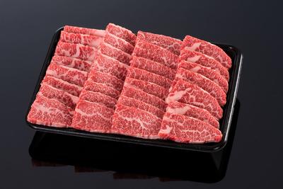 (冷凍)【がつんと脂】松阪牛 バラ焼肉用【濃厚・500g】