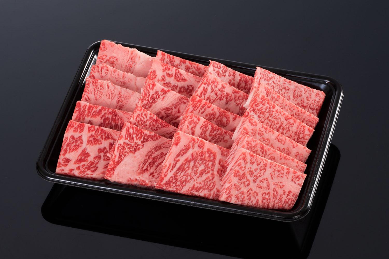 【 ジューシー 】松阪牛 ロース 焼肉用【 綺麗なサシ 】