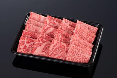 (冷凍)【 ジューシー 】松阪牛 ロース 焼肉用【 500g・綺麗なサシ 】