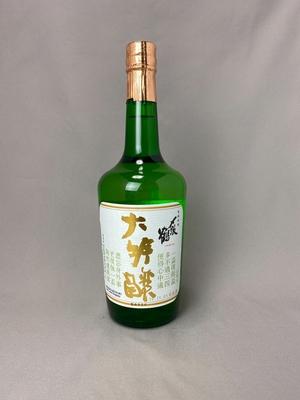 〆張鶴 金 大吟醸酒 720ml