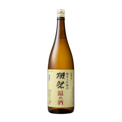 獺祭 純米大吟醸45 温め酒 1800ml